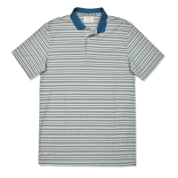 Linksoul Innosoft Cotton Yd Micro Stripe Shirt Apparel