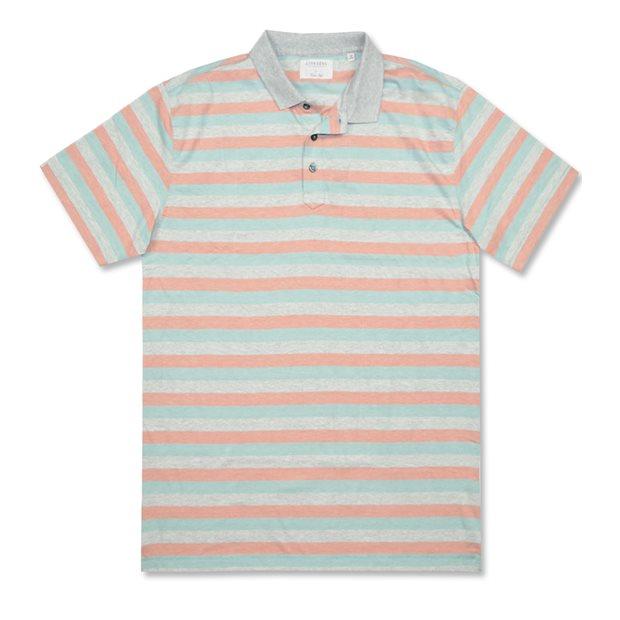 Linksoul Innosoft Cotton Jerseyyd Stripe Shirt Apparel