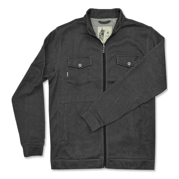 Linksoul Cotton French Rib Outerwear Apparel