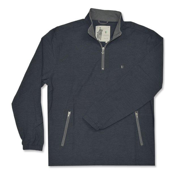 Linksoul 4-way Stretch 1/4 Zip Outerwear Apparel