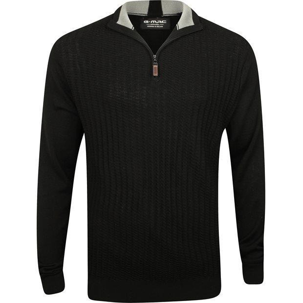 G-Mac Mcard 1/4 Zip Sweater Apparel