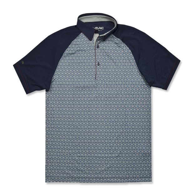 G-Mac Mccube Polo Shirt Apparel