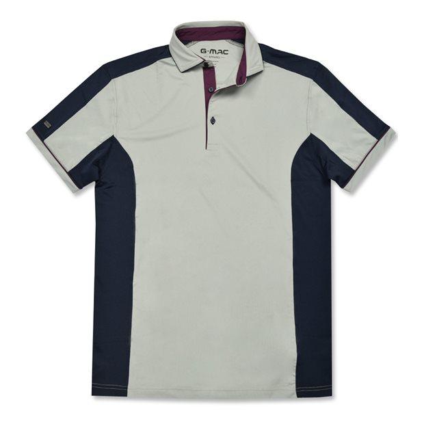 G-Mac Mchatch Polo Shirt Apparel