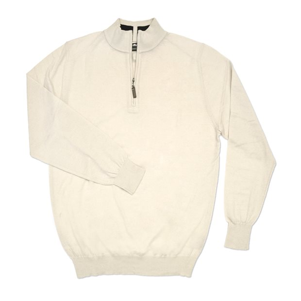 G-Mac Troyer 1/4 Zip Sweater Apparel
