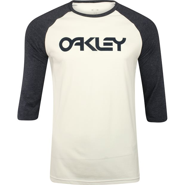 Oakley 50-Mark II Raglan ¾ Sleeve Shirt Apparel