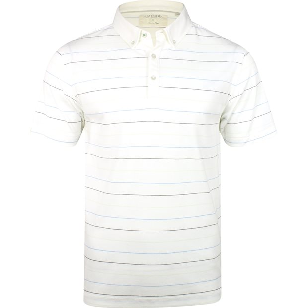 Linksoul Innosoft Cotton YD Stripe Interlock Shirt Apparel