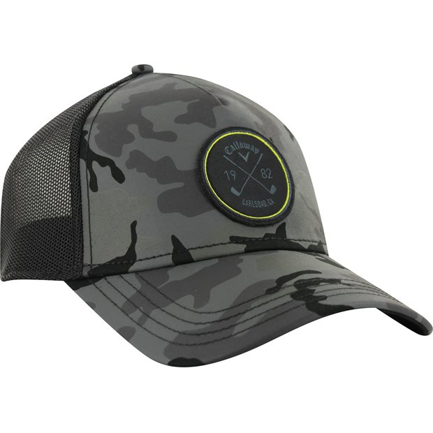 Callaway Trucker 2017 Headwear Apparel