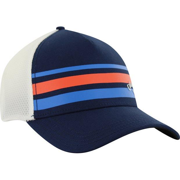 Callaway Stripe Mesh Headwear Apparel