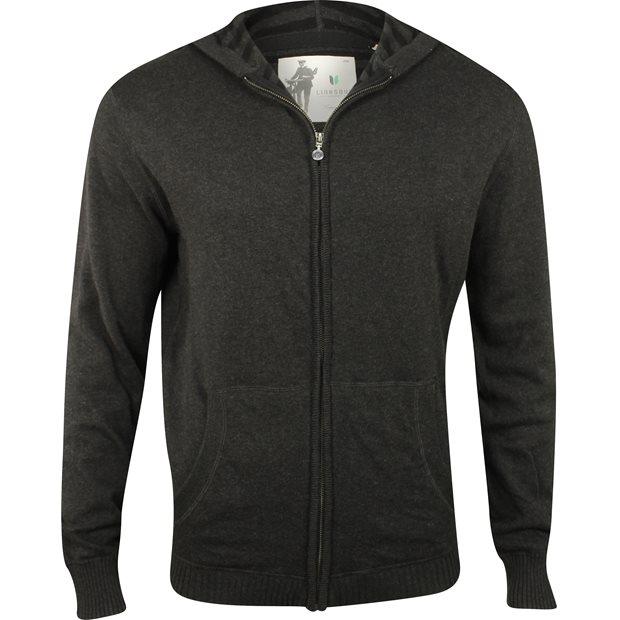 Linksoul Cotton Full Zip Hoodie Outerwear Apparel