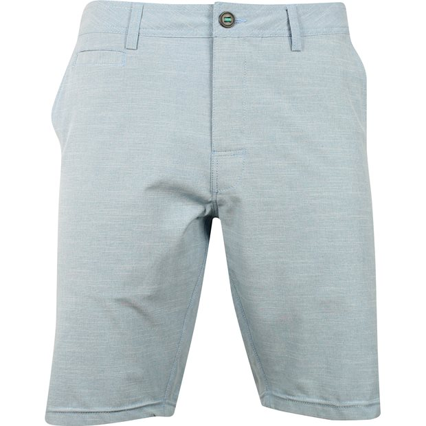 Linksoul 4-Way Stretch Chambray Boardwalker Shorts Apparel