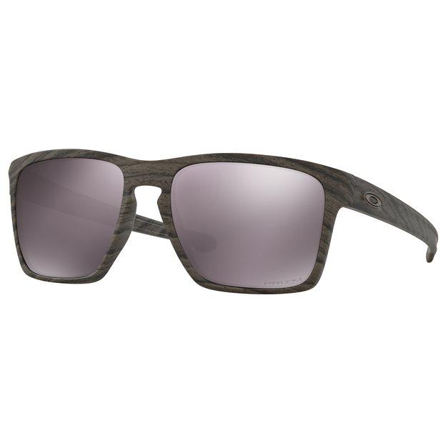Oakley Sliver XL PRIZM Daily Polarized Woodgrain  Sunglasses Accessories