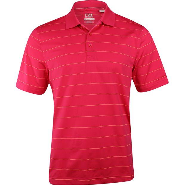 Cutter & Buck DryTec Proxy Stripe Shirt Apparel