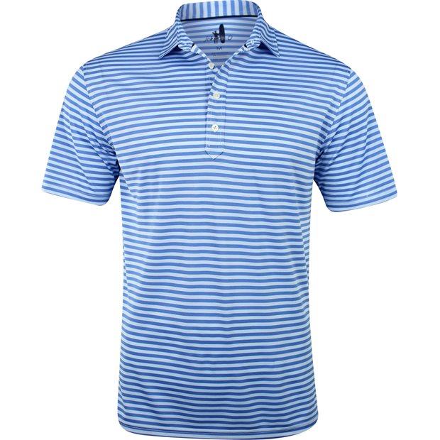 Johnnie-O Ryder Prep-Formance Striped Shirt Apparel