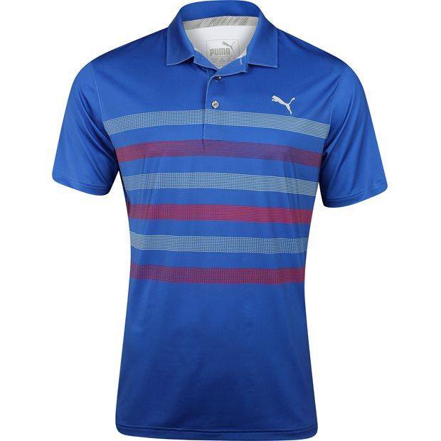 Puma Center Stripes Shirt Apparel