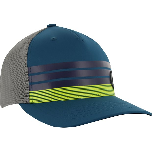 Adidas Stripe Trucker Headwear Apparel