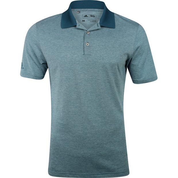 Adidas Club Cotton-Hand Mini Stripe Shirt Apparel