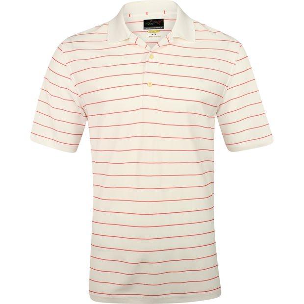 Greg Norman Protek Micro Pique Stripe 449 Shirt Apparel
