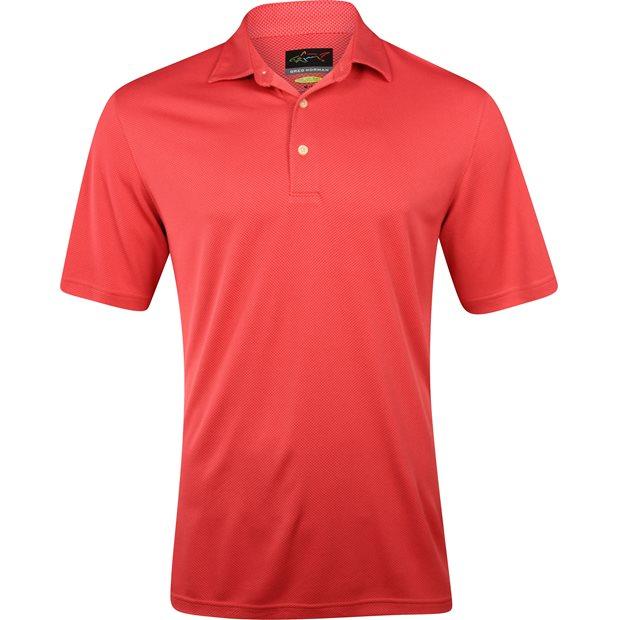 Greg Norman Micro Jacquard 432 Shirt Apparel