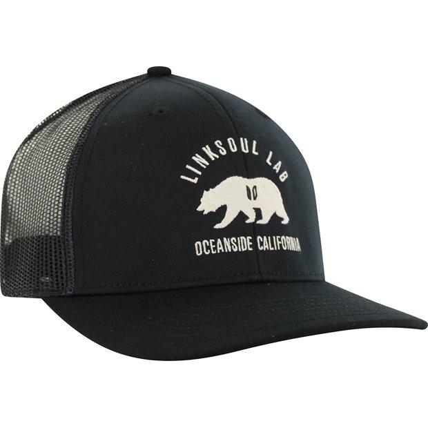 Linksoul Structured Mesh Truck Headwear Apparel
