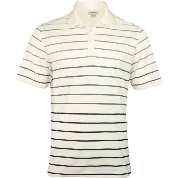 Ashworth Spectrum Stripe Yarn Dye Shirt Apparel