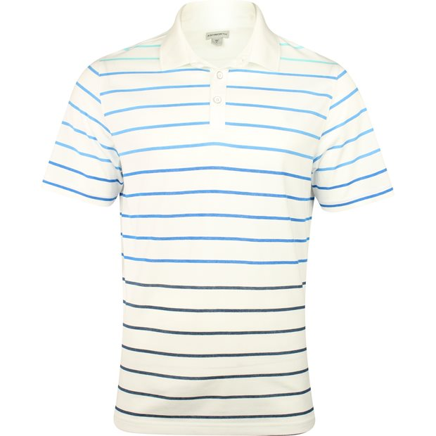 Ashworth Spectrum Stripe Yarn Dye Shirt Apparel