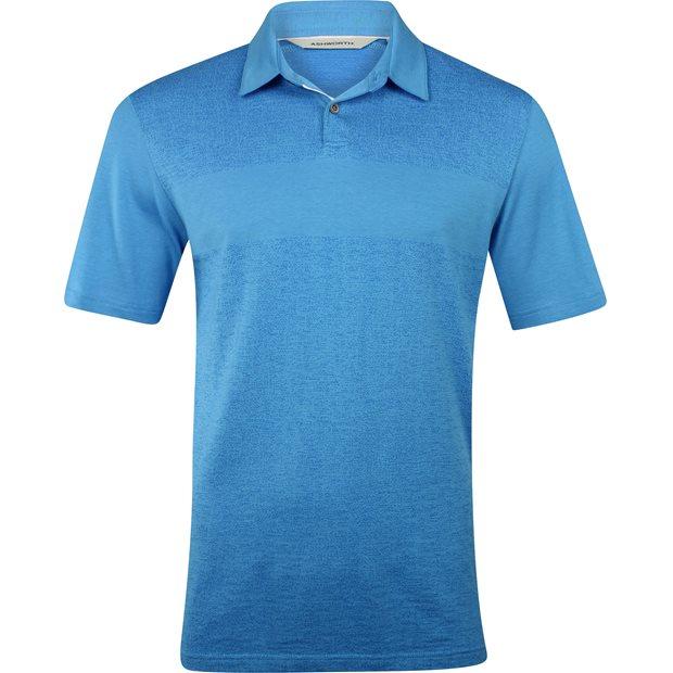 Ashworth Tonal Jacquard Shirt Apparel