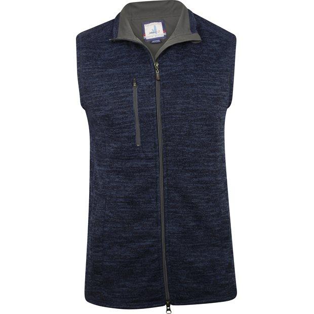 Johnnie-O Tahoe 2-Way Zip Front Fleece Outerwear Apparel