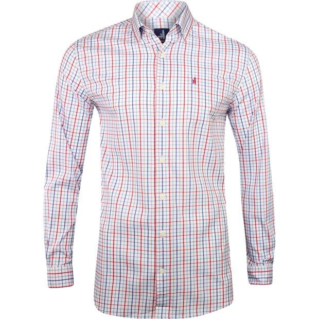 Johnnie-O Merion Prep-Formance L/S Shirt Apparel