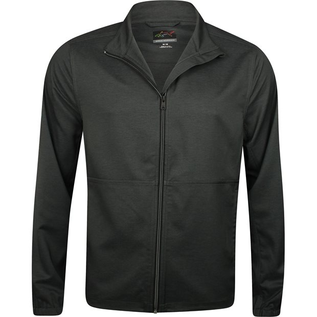 Greg Norman Full Zip Windbreaker Outerwear Apparel