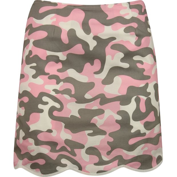 "Golftini Incognito Camouflage Stretch Cotton 19"" Skort Apparel"