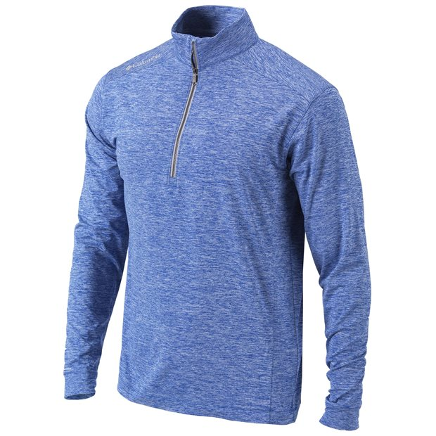 Columbia Omni-Wick Power Fade ¼ Zip Outerwear Apparel