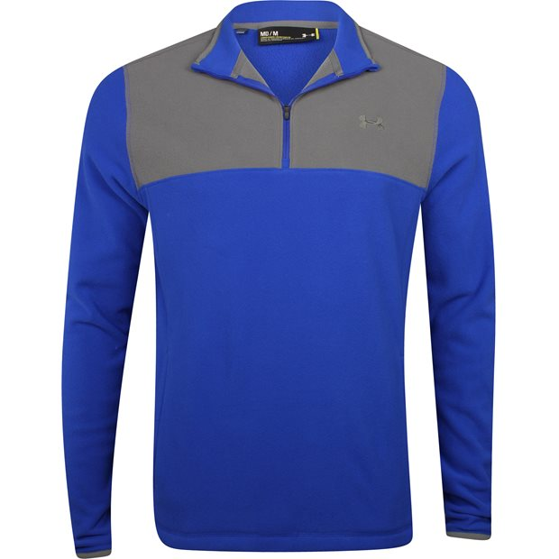 Under Armour UA Player ¼ Zip Fleece Outerwear Apparel