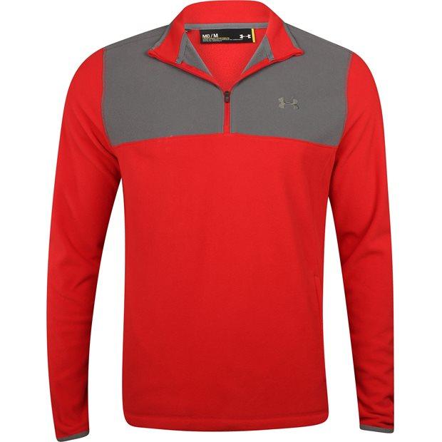 Under Armour UA Player ¼ Zip Fleece Outerwear Apparel