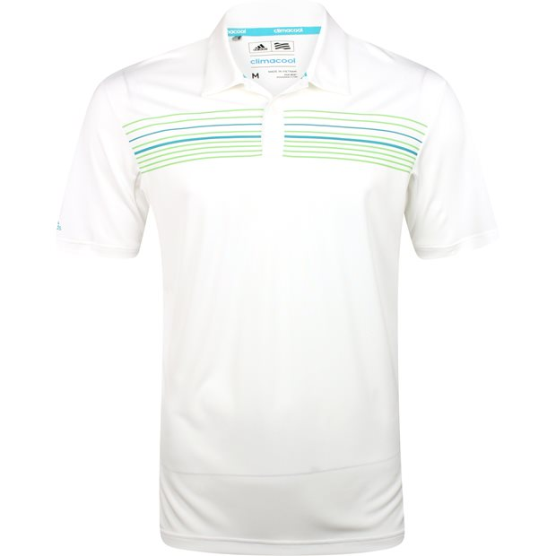 Adidas ClimaCool Chest Stripe Shirt Apparel