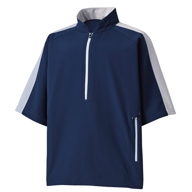 FootJoy Short Sleeve Sport Windshirt Outerwear Apparel