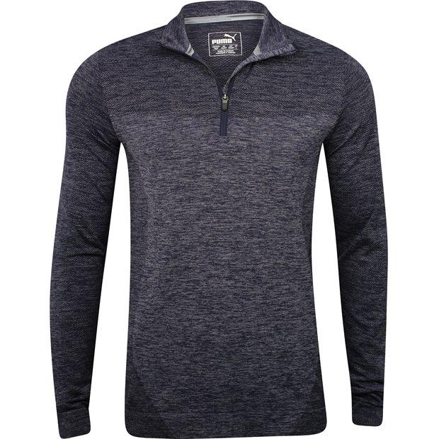 Puma EvoKnit Seamless ¼ Zip Outerwear Apparel