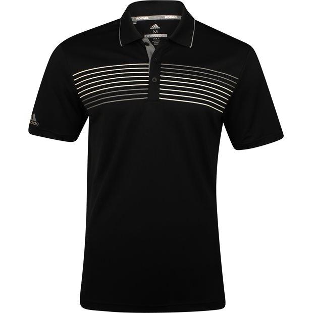Adidas Chest Stripe Print Shirt Apparel