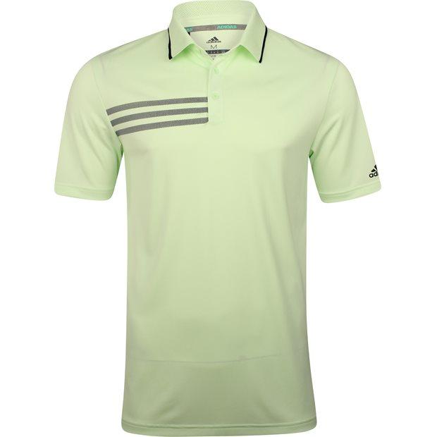 Adidas 3-Stripes Pique Shirt Apparel