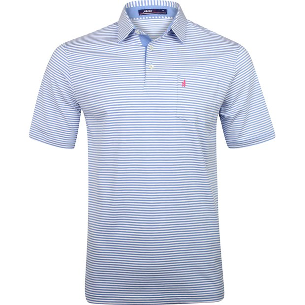 Johnnie-O Harper Striped 3-Button Shirt Apparel