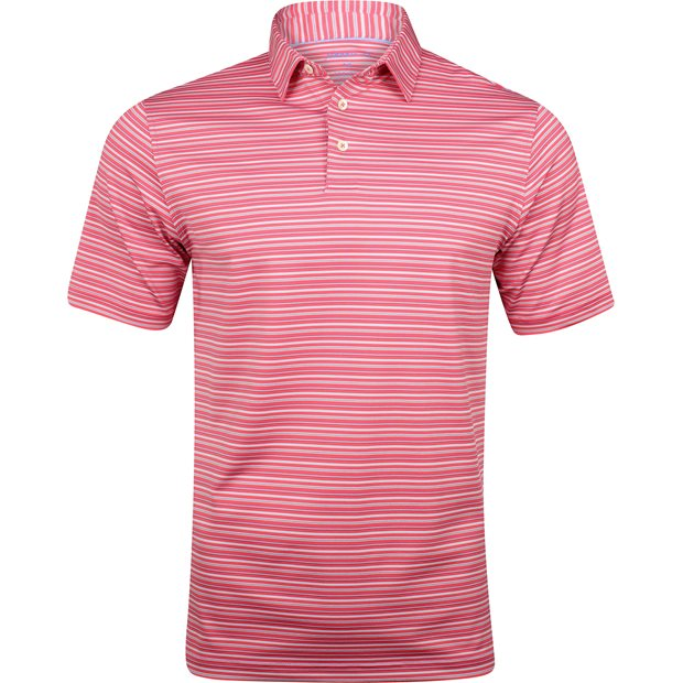 Johnnie-O Nash Performance Striped Shirt Apparel