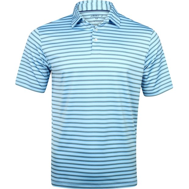 Johnnie-O Hyder Performance Striped Shirt Apparel