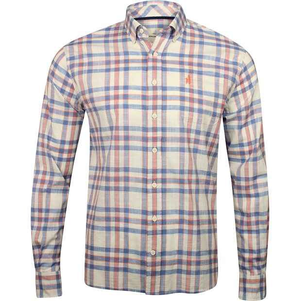 Johnnie-O Glenn L/S Woven Shirt Apparel