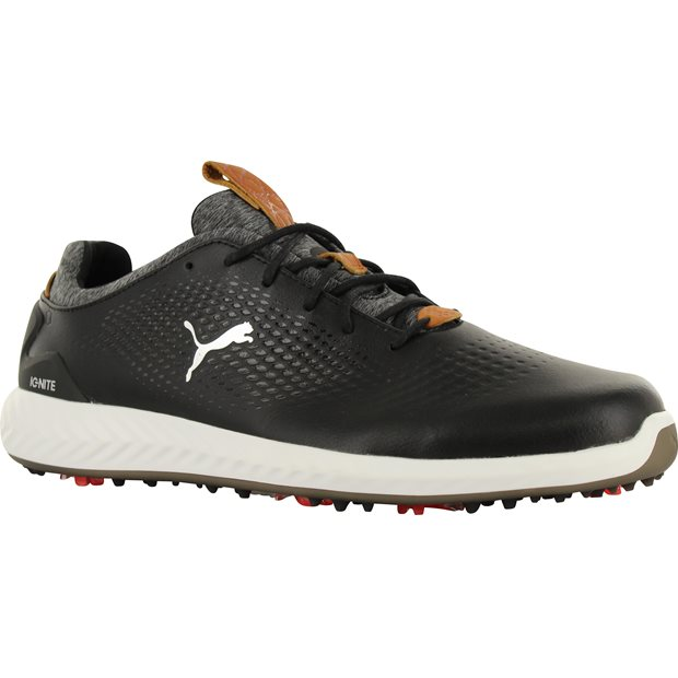 Puma Ignite PWRAdapt Leather Golf Shoe Shoes
