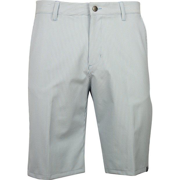 Adidas Ultimate 365 Gingham Stretch Y/D Shorts Apparel