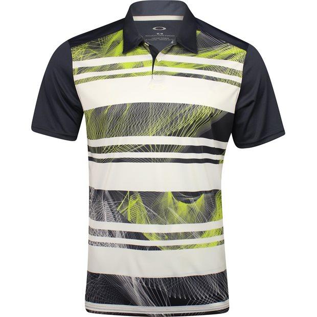 Oakley Aero Stripe Mashie Shirt Apparel