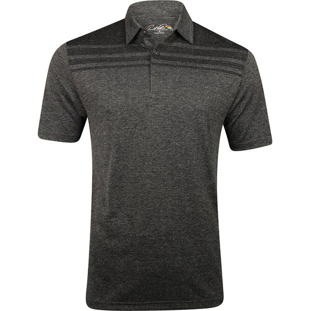 Arnold Palmer Rivers Edge Jaquard Tonal Stripe Shirt Apparel