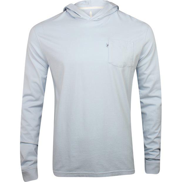 Johnnie-O Eller L/S Hooded Shirt Apparel