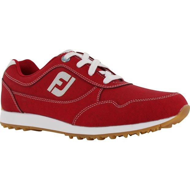 FootJoy FJ Sport Retro Spikeless Shoes