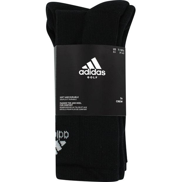 Adidas Golf 3-Pack Socks Apparel