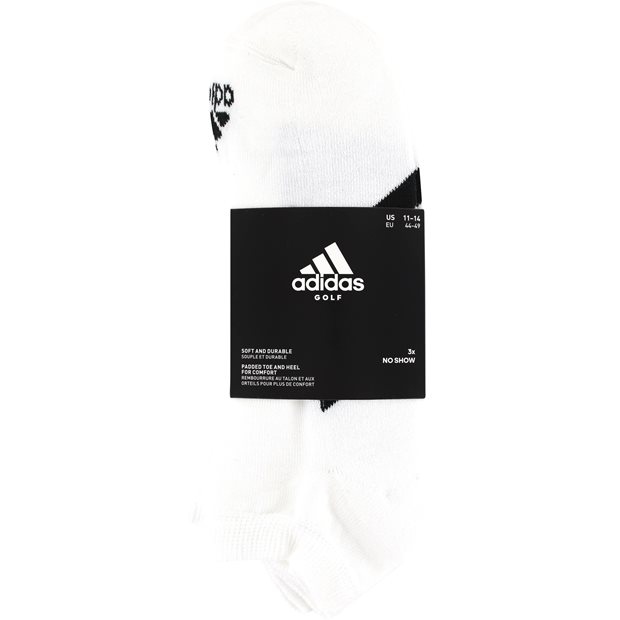 Adidas Adi 3-Pack Socks Apparel